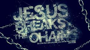 Jesus Breaks the chains
