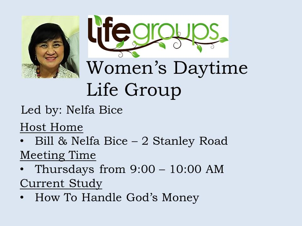 Womens Life Group