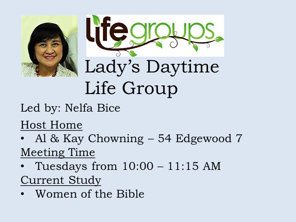 's Lifegroup